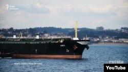 Той самий танкер Kriti, який у червні 2014 року заходив у Керч