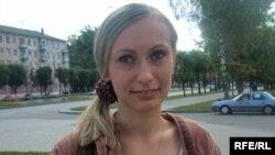 Аксана Самуйлава