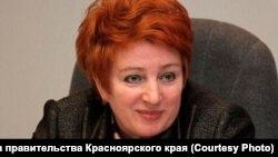 Галина Пашинова