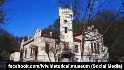 Музей визвольної боротьби України у Львові