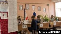 Выборы в Госдуму России, Симферополь, 17 сентября 2021 года