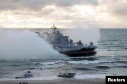 Російські військові навчання «Запад-2013»