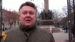 Віктар Чайкоўскі, заяўнік пікету за вызваленьне палітвязьняў
