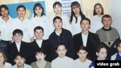 Адиль Жалелов в школе