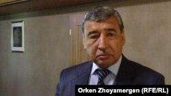 Камал Бұрханов, мәжіліс депутаты. Астана, 9 қыркүйек 2013 жыл.
