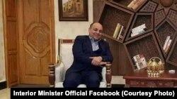 ویس احمد برمک، وزیر پیشین داخله