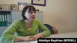 Елена Рыжая, сотрудница неправительственной организации «Умит».