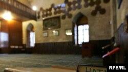 Detalj iz Bajrakli džamije u Beogradu