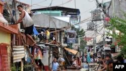 Vërshimet në Filipine, foto nga arkivi