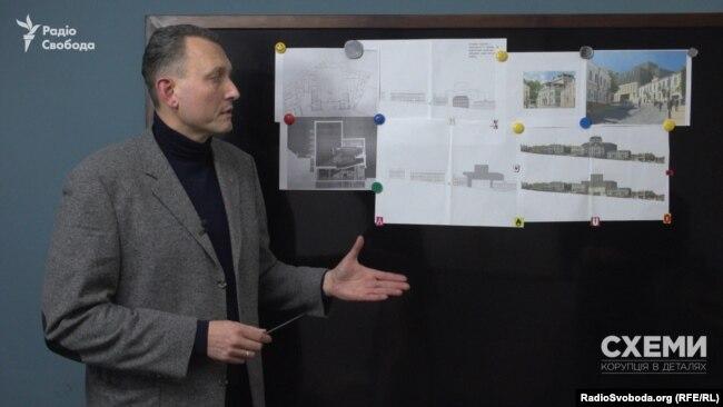 Віктор Глеба вважає, що «Рошен» присвоїв собі ключову роль у реконструкції театру