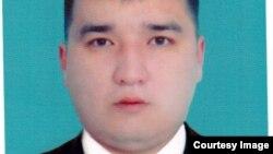 Қаза тапқан мұнайшы Бақытжан Менешев.