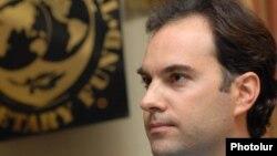 Постоянный представитель Международного валютного фонда в Армении Гиермо Толоса