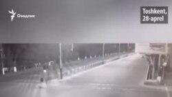 В Ташкенте похоронили одну из жертв ДТП с участием автомобиля инспектора ДПС
