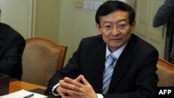 Ambasadori i Pekinit në Bashkimin Evropian, Zhang Ming