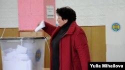 Президентские выборы в Молдавии