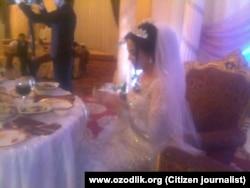 Некоторые узбекистанцы тратят на проведение свадебных торжеств по несколько десятков тысяч долларов США.