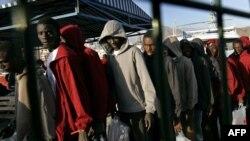 Imigranți africani în Spania