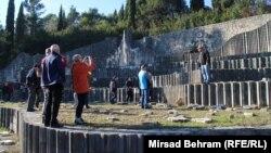 Čuvati tekovine Narodno-oslobodilačke borbe: Antifašisti u poseti Bogdanovićevom spomen groblju