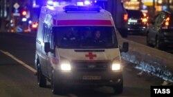 Շտապօգնության ավտոմեքենա Ռուսաստանում, արխիվ