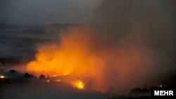 پارک ملی گلستان طی هفتههای گذشته بارها دچار آتشسوزی شده است