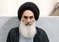 Grand Ayatollah al-Sistani (file photo)