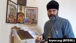 Архиєпископ Симферопольський і Кримський УПЦ Київського патріархату Климент (архівне фото)