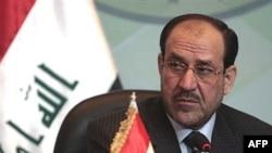نوری المالکی، نخست وزير عراق. عکس از خبرگزاری (AFP).