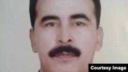 Курбон Чолов, бывший командир Народного фронта Таджикистана.