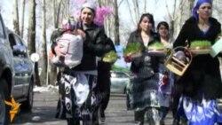 Наврӯзи сарди Душанбе