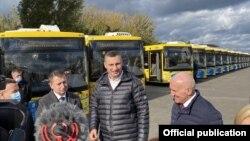 20 жовтня 2020 року в Києві відбулася презентація техніки Мінського автомобільного заводу