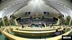 نمایی از صحن مجلس ایران