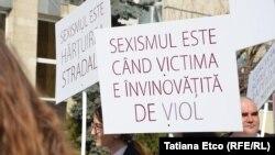 La un marș împotriva discriminării la Chișinău