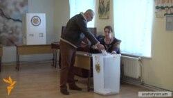 Կոտայքի մարզում ժամը 17-ի դրությամբ ընտրողների մոտ կեսն արդեն քվեարկել էր
