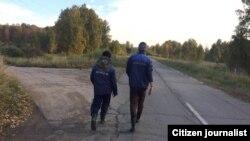 Донишҷӯёни тоҷик дар хоҷагиҳои кишоварзии Челябински Русия