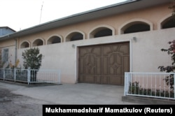 Sayfullo Saipov's parents's house on the outskirts of Tashkent.