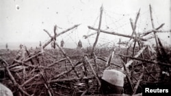 PHOTO GALLERY: On July 28, 1914, Austro-Hungarian troops fired the first shots during the invasion of Serbia that marked the start of World War I. The conflict resulted in more than 16 million military and civilian deaths, but did not bring about the end to all wars as some hoped and dreamed it would. One-hundred years later, harrowing images from the war retain their power and immediacy. Included in this collection are photos that have been only recently discovered and shown publicly.