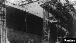 'Титаник': Маҳобат ва ҳалокат тасвирлари