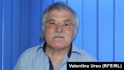 Președintele Mișcării Ecologiste din Moldova, Alecu Reniță