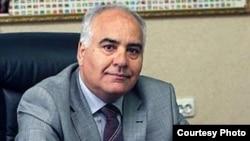 Маҳмадшо Илолов, раиси Фарҳангистони улуми Тоҷикистон