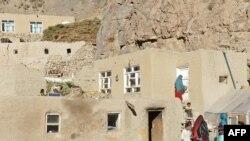Поселение хазарейцев в провинции Бамиан.