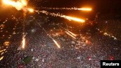 Антивладні протести в Каїрі, 1 липня 2013 року