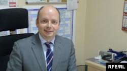 Ýewropanyň dikeldiş we ösüş bankynyň Türkmenistan boýunça wekili Neil McKain.