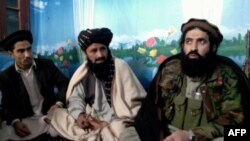 Udhëheqës të grupit ekstremist 'Tehreek-e-Taliban Pakistan'