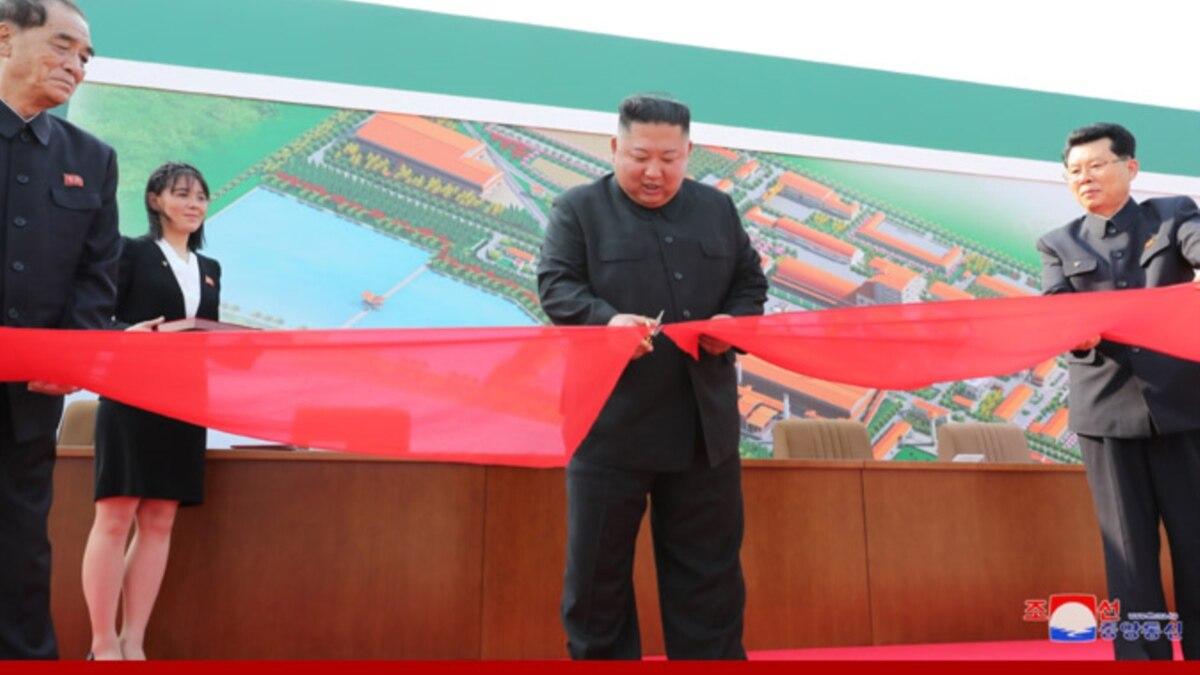 Северная Корея: СМИ сообщили о первое появление лидера страны на людях за 20 дней