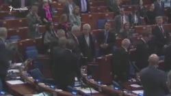 Президент Чехії назвав анексію Криму «завершеною справою»