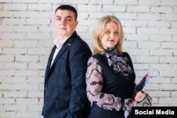 Ольга и Александр Коваль