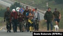 Кадр из фильма Беаты Бубенец