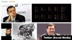 Reakcije bh. Twitteraša nakon izglasavanja Zakona o javnom redu i miru u RS
