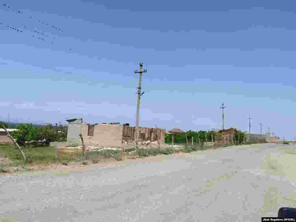 Деҳаи Мақсати ноҳияи Лайлак, 2-юми майи соли 2021