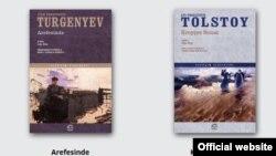 """""""İletişim"""" nəşriyyatının kitabları"""